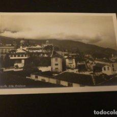 Postales: VILLA OROTAVA TENERIFE VISTA POSTAL FOTOGRAFICA. Lote 155461914