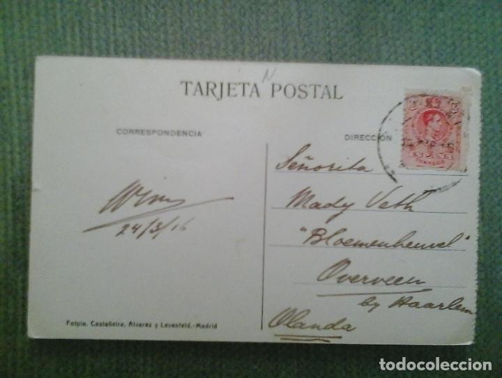 POSTAL GRAN CANARIA- SAN JOSE, MONTE (Postales - España - Canarias Moderna (desde 1940))