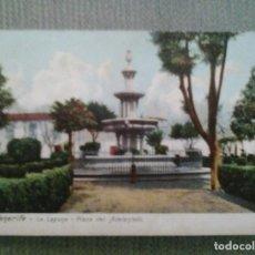 Postales: POSTAL TENERIFE- LA LAGUNA - PLAZA DEL ADELANTADO. Lote 155463358