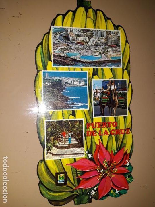 ORIGINAL POSTAL PUERTO DE LA CRUZ (Postales - España - Canarias Moderna (desde 1940))