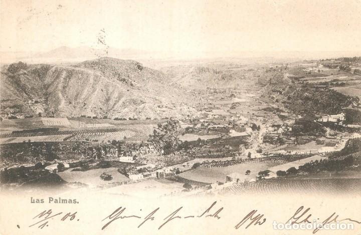 Postales: GRAN CANARIA LAS PALMAS 1906 - Foto 2 - 155656906
