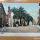 Postales: LAS PALMAS : I. PERESTRELLO Nº 43. REVERERSO SIN DIVIDIR.. Lote 155818178