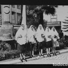 Postales: POSTAL CANARIAS LAS PALMAS MANTILLA CANARIA . JB CA AÑO 1920. Lote 156535446