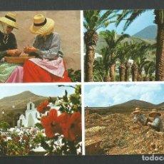 Postales: POSTAL SIN CIRCULAR - LANZAROTE 570 - EDITA FOTO GABRIEL . Lote 156602290