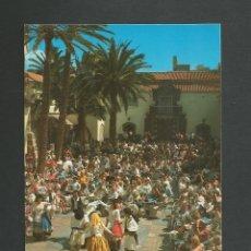 Postales: POSTAL SIN CIRCULAR - GRAN CANARIA 1144 - BAILES TIPICOS - EDITA MIGUEL DIAZ. Lote 156609786