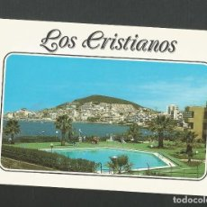 Postales: POSTAL SIN CIRCULAR - LOS CRISTIANOS 155 - TENERIFE - EDITA GASTEIZ. Lote 156610906