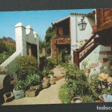 Postales: POSTAL SIN CIRCULAR - LAS PALMAS DE GRAN CANARIA 6213 - CASA CHO ZACARIAS - EDITA EDICIONES ISLAS. Lote 156612534