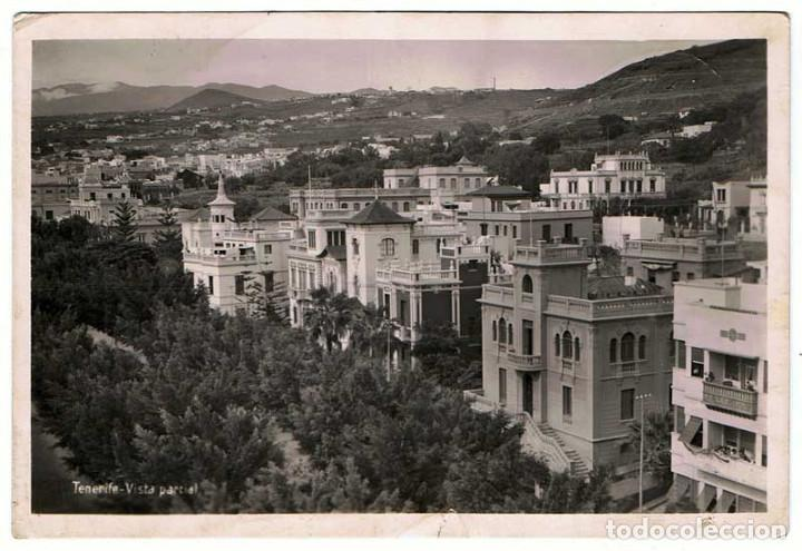 POSTAL TENERIFE - VISTA PARCIAL (Postales - España - Canarias Moderna (desde 1940))