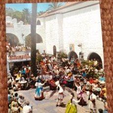 Postales: LAS PALMAS DE GRAN CANARIA - PUEBLO CANARIO. Lote 159200254