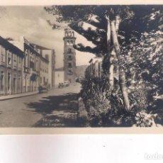 Postales: POSTAL DE TENERIFE - LA LAGUNA .. Lote 159209602
