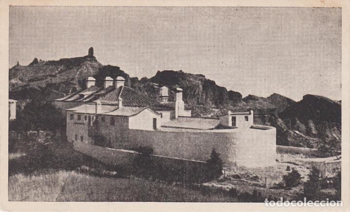PARADOR DE LA CRUZ DE TEJEDA, CONSTRUIDO POR EL CABILDO INSULAR, LAS PALMAS (Postales - España - Canarias Antigua (hasta 1939))