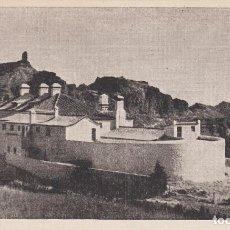 Postales: PARADOR DE LA CRUZ DE TEJEDA, CONSTRUIDO POR EL CABILDO INSULAR, LAS PALMAS. Lote 159265122
