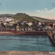 Postales: LAS PALMAS (CANARIAS) - PARQUE DE CERVANTES. Lote 159714942
