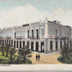 Postales: LAS PALMAS (CANARIAS) - EDIFICIO EL RAYO. Lote 159715954