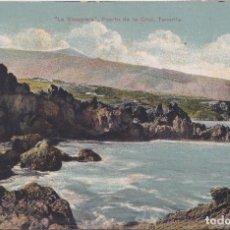 Postales: PUERTO DE LA CRUZ (TENERIFE) - LA VINAGRERA. Lote 159819030
