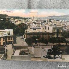 Postcards - ANTIGUA POSTAL LAS PALMAS PLAZA DEMOCRACIA - 160112254