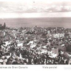 Postales: VISTA PARCIAL - 28 - LAS PALMAS GRAN CANARIA - ARRIBAS. Lote 160865814