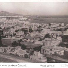 Postales: VISTA PARCIAL - 121 - LAS PALMAS GRAN CANARIA - ARRIBAS. Lote 160866122