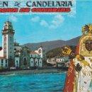 Postales: VIRGEN DE CANDELARIA, PATRONA DE CANARIAS - EDICIONES GASTEIZ Nº 2742 - S/C. Lote 160984290