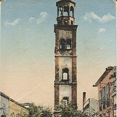 Postales: X121307 ISLAS CANARIAS TENERIFE CATEDRAL DE STA CRUZ DE TENERIFE. Lote 162559038