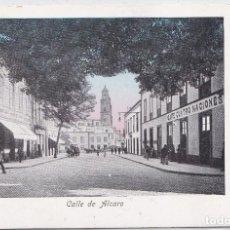 Postales: LAS PALMAS (CANARIAS) - CALLE DE ACERO. Lote 164001042