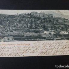 Postales: LA OROTAVA TENERIFE GRAN HOTEL Y PICO TEIDE REVERSO SIN DIVIDIR. Lote 164614370