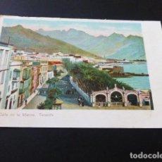 Postcards - SANTA CRUZ DE TENERIFE CALLE DE LA MARINA REVERSO SIN DIVIDIR - 164999614