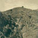 Postales: GRAN CANARIA. BARRANCO DE FIRGAS. HACIA 1920.. Lote 165374418