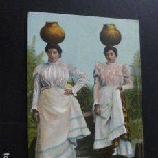 Postales: GRAN CANARIA AGUADERAS. Lote 165756486