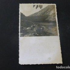 Postales: FUERTEVENTURA PRESA DE LAS PEÑITAS POSTAL FOTOGRAFICA 1943. Lote 171362032