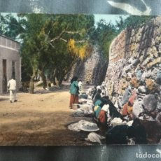 Postales: ANTIGUA POSTAL GRAN CANARIAS LAVANDERAS LAS PALMAS. Lote 165839930
