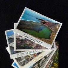 Postales: LOTE DE 7 POSTALES ISLAS CANARIAS TENERIFE. AÑOS 60-70. Lote 166347626