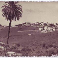 Postales: LAS PALMAS DE GRAN CANARIA: TAFIRA ALTA. VISTA PARCIAL. ED. ARRIBAS. CIRCULADA (AÑOS 50). Lote 166681118