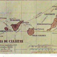Cartes Postales: PROVINCIA DE CANARIAS. Lote 166973636