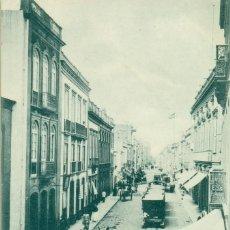 Postais: CALLE MAYOR DE TRIANA. LAS PALMAS. GRAN CANARIA. HACIA 1900.. Lote 168513504
