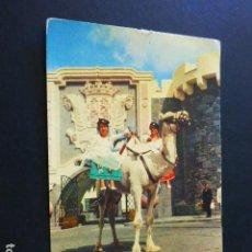 Postales: LAS PALMAS DE GRAN CANARIA PUEBLO CANARIO TIPISMO. Lote 168642808