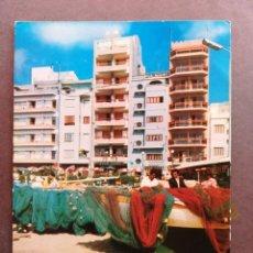 Postales: PLAYA DE LAS CANTERAS LAS PALMAS GRAN CANARIA. Lote 169103816
