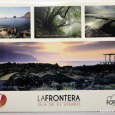 Postales: POSTALES SANTA CRUZ DE TENERIFE - ISLA DE EL HIERRO - POSTAL (C) // DISPONIBLE:2. Lote 169759912