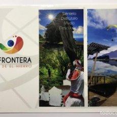 Postales: POSTALES SANTA CRUZ DE TENERIFE - ISLA DE EL HIERRO - POSTAL (C) // DISPONIBLE:2. Lote 169759964