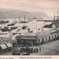 Postales: POSTAL PUERTO DE SANTA CRUZ DE TENERIFE / BAZAR FRANCES / P.MUNDI/CANARIA-008. Lote 170167848