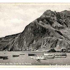 Cartes Postales: LA PALMA VISTA DE SANTA CRUZ DE LA PALMA. ED. FOTO CENTRAL. ESCRITA. Lote 170969533