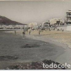 Postales: POSTAL DE CANARIAS. LAS PALMAS DE GRAN CANARIA. PLAYA LAS CANTERAS P-CAN-738. Lote 171102028