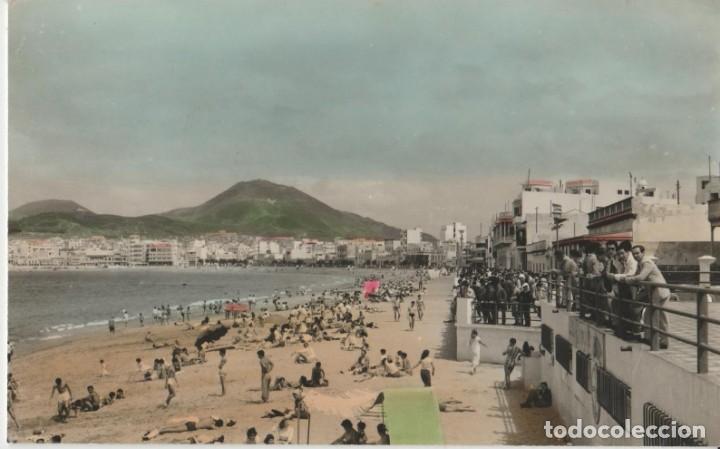 POSTALES POSTAL LAS PALMAS DE GRAN CANARIA AÑOS 50 (Postales - España - Canarias Moderna (desde 1940))