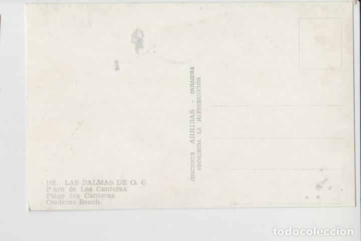 Postales: POSTALES POSTAL LAS PALMAS DE GRAN CANARIA AÑOS 50 - Foto 2 - 171182609