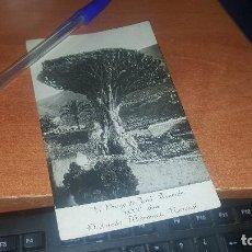 Postales: EL DRAGO DE ICOD, TENERIFE, CIRCULADA, CON CENSURA MILITAR DE ICOD, AÑO DE 1939, 14 X 9 CM.. Lote 171270509