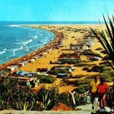 Postales: GRAN CANARIA -PLAYA DEL INGLES- (GLOBAL TRADERS Nº 1.195) CIRCULADA 1974 / P-5483. Lote 171329665
