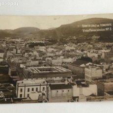 Postales: POSTAL FOTOGRAFICA DE SANTA CRUZ DE TENERIFE VISTA PANORÁMICA Nº 3. JG Nº 32. 1926. . Lote 171580015