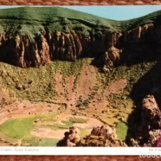 Postales: GRAN CANARIA - CALDERA DE BANDAMA. Lote 172324687