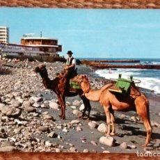 Postales: PUERTO DE LA CRUZ - TENERIFE - PLAYA MARTINEZ. Lote 172327473