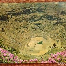 Postales: GRAN CANARIA - CALDERA DE BANDAMA. Lote 172329082